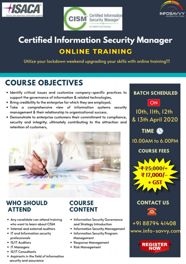 CISM-Certified-Information-Security-Manager