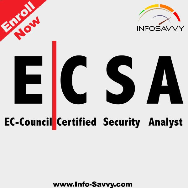 EC-Council Security Analyst v10   ECSA