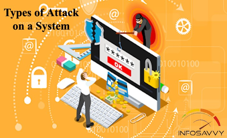 What-are-different-types-of-attacks-on-a-system