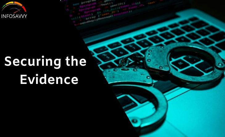 securing-the-evidence