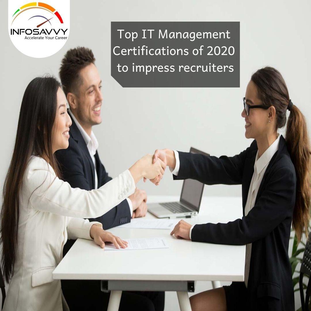 Top IT Management-infosavvy