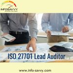 ISO 27701 Lead Auditor-infosavvy