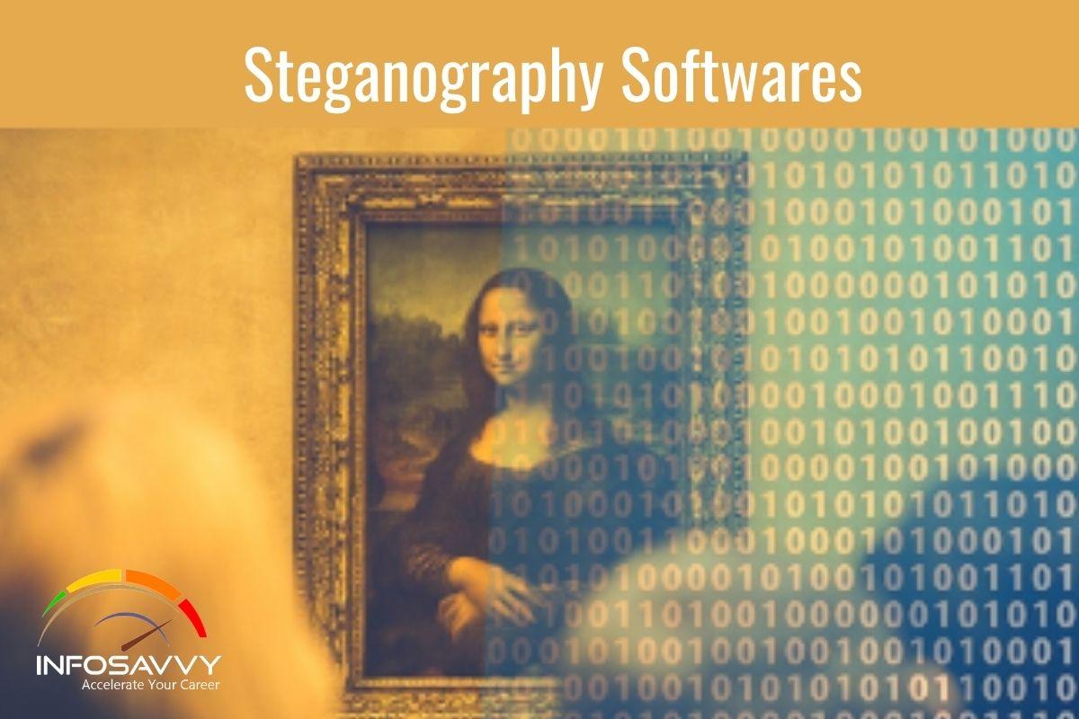 Stegnography Softwares