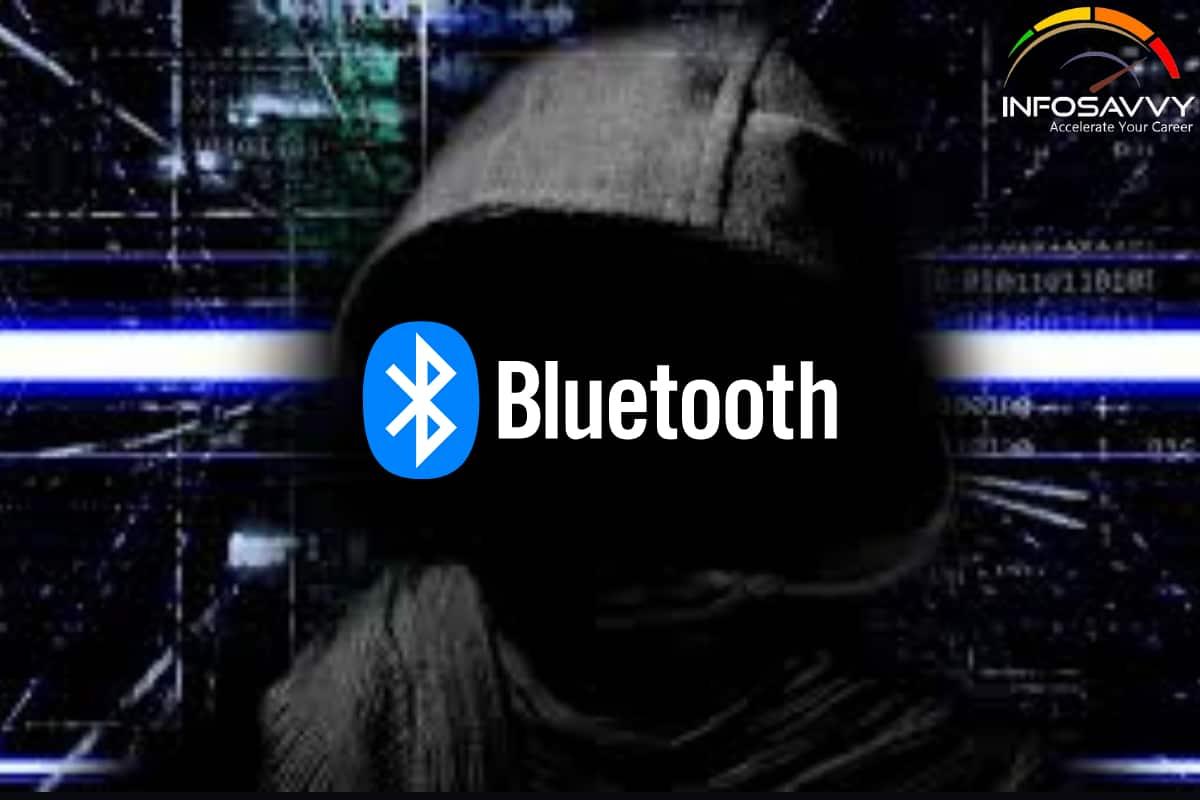 Bluetooth hacking